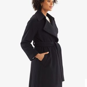 MM Lafleur Jackets & Coats - NWT MM Lafleur The Sophia Coat in Black